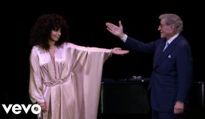 tony bennett lady gaga anything