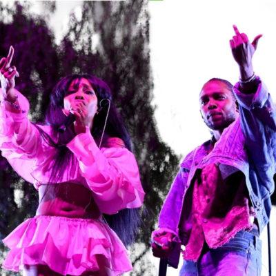 Kendrick Lamar & SZA All The Stars