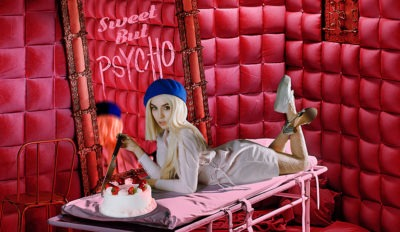 ava max sweet but psycho lnzlhs