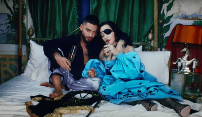 madonna maluma medellin video